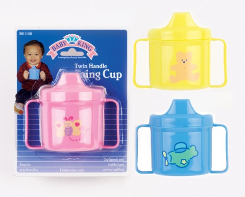 Twin Handle Training Cup