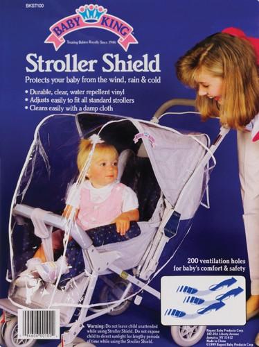 Jumbo Stroller Shield