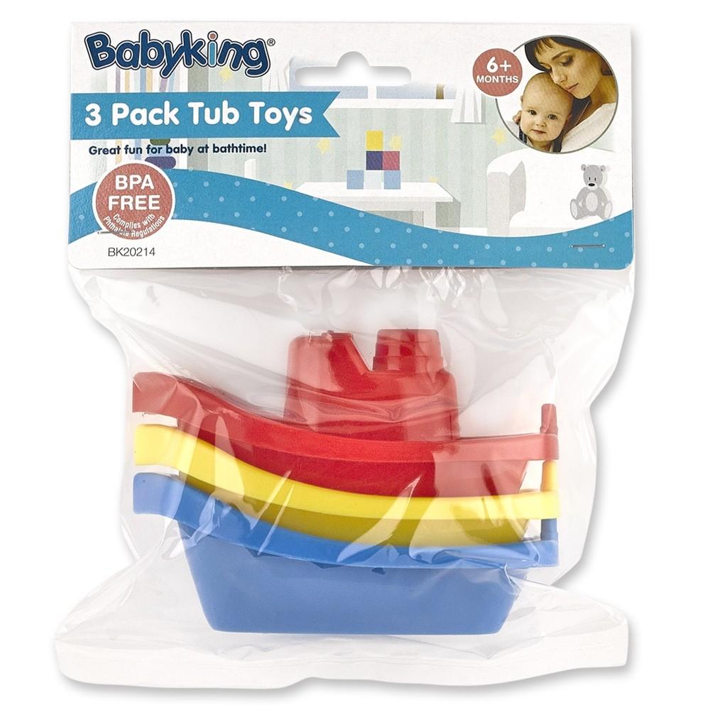 Tub Toys