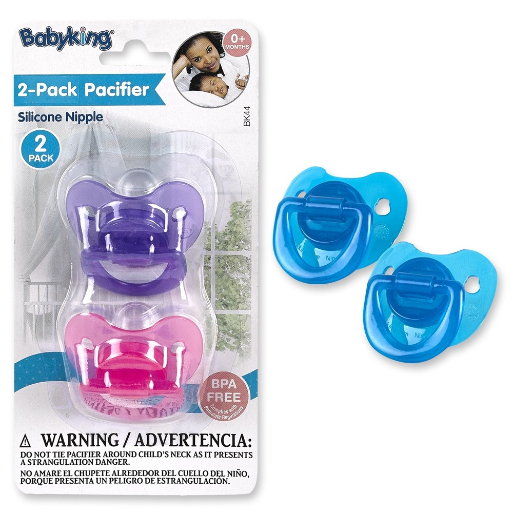 Orthodontic Pacifiers 2 Pack