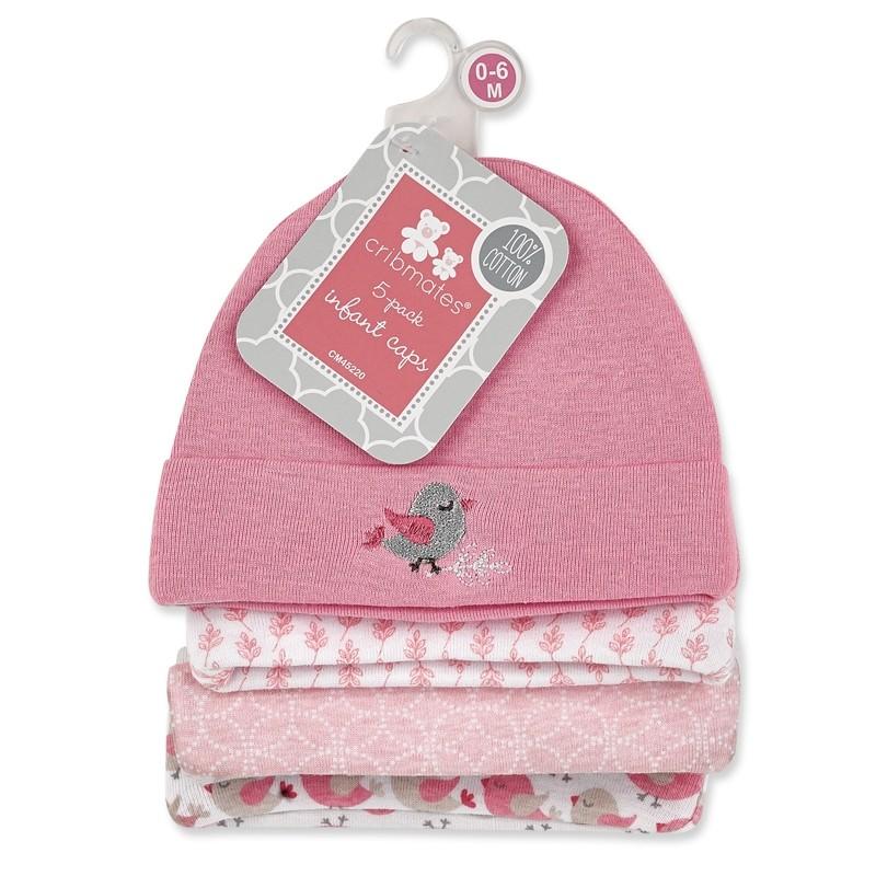 5-pack Infant Hats