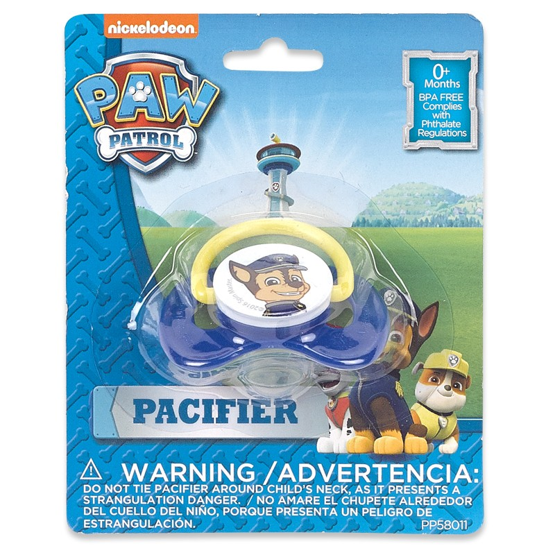 Paw Patrol Pacifier
