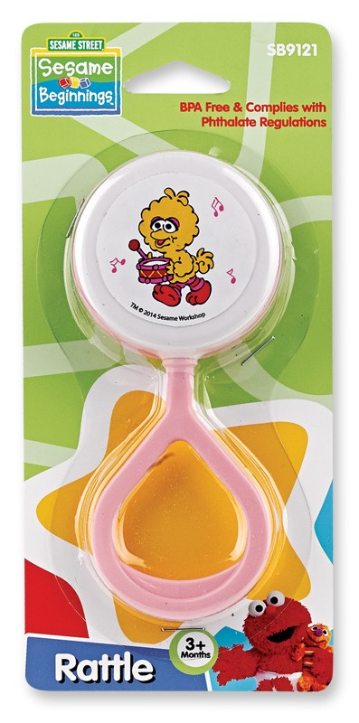 Lollipop Rattle