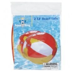 2pc 12'' Beach Balls