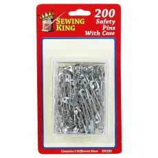 200 Safety Pins