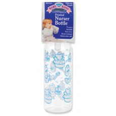 9 oz. Printed Nurser Bottle BPA Free