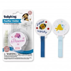 Printed Pacifier Holder