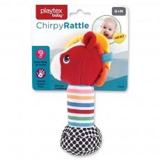 Playtex Baby Chirpy Rattle