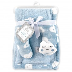 """Blanket and Neck Support Set 30""""x40"""""""
