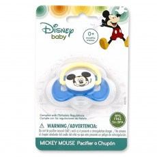 Mickey / Minnie Silicone Pacifier