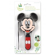 Mickey Comb and Brush