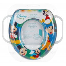 Soft Potty Seat  w/ Handles