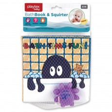 Bath Book and Squirter