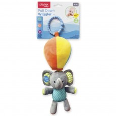 Pull Down Wiggling Elephant