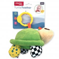 Turtle Teether with Mirror