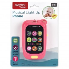Musical Light Up Phone