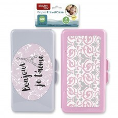 Playtex 2 Pack Wipe Case