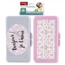 Playtex 2 Pack Wipe Case