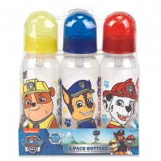 Paw Patrol 3-pack bottles