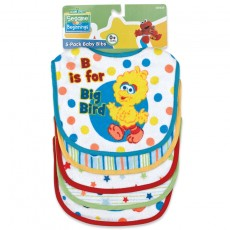 5PK Terry Bib Set